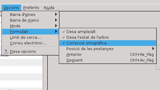 Corrector ortogràfic tryton
